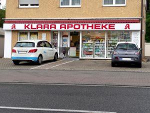 Klara Apotheke Weisweiler