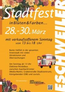 Stadtfest Eschweiler 2014
