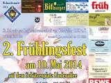 Frühlingsfest 2014 in Weisweiler  am 10.05.2014 ist es so weit, das Frühlingsfest 2014 Weisweiler