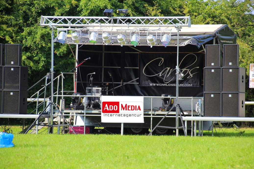 mobile bühne mieten, open air bühne mieten, outdoor bühne, Veranstaltung bühne mieten