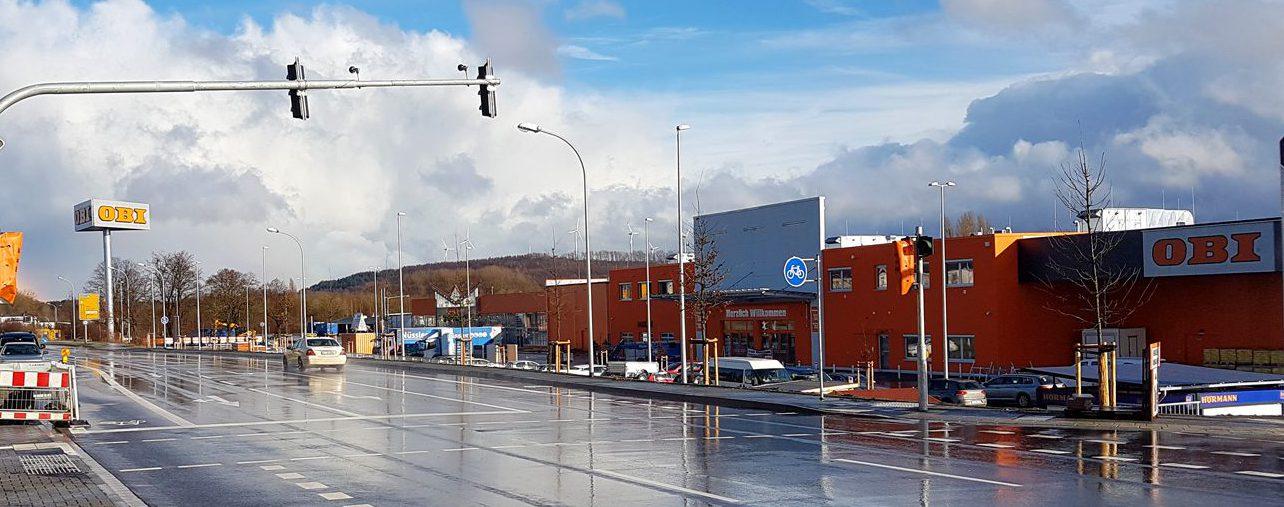 OBI Eschweiler Neueröffnung