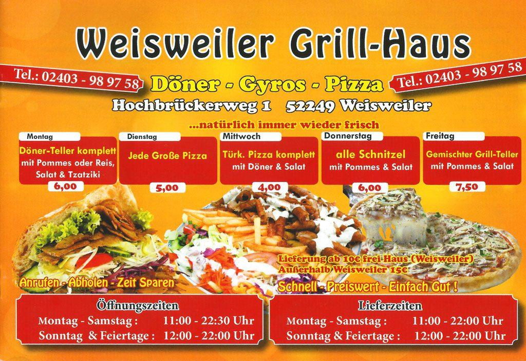 Grillhaus Weisweiler