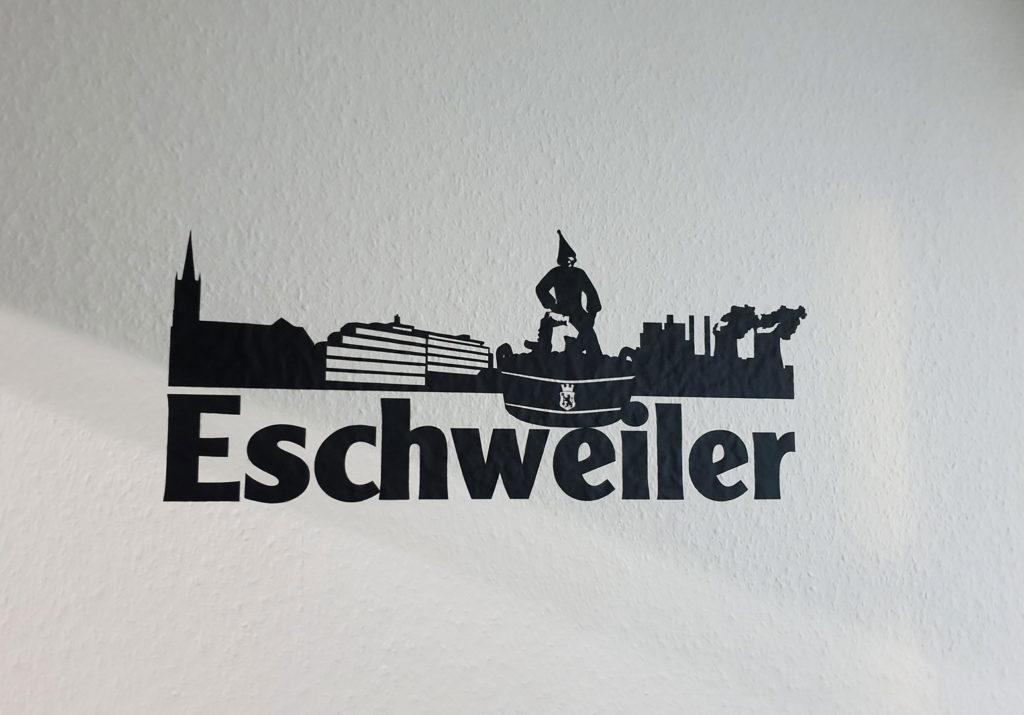Aufkleber Eschweiler
