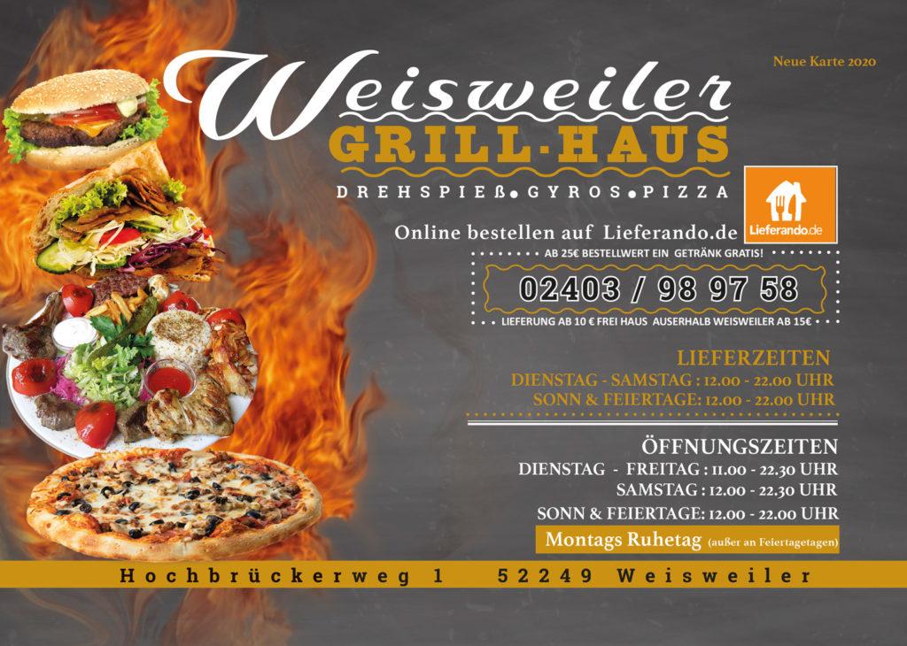 Grill-Haus Eschweiler – Weisweiler