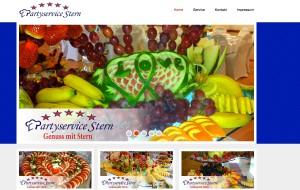 Partyservice_stern_webseite