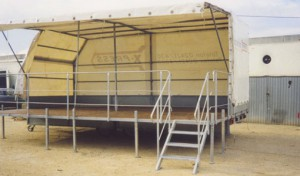 open air bühne
